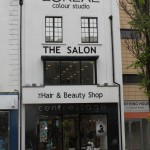 Shop front tall