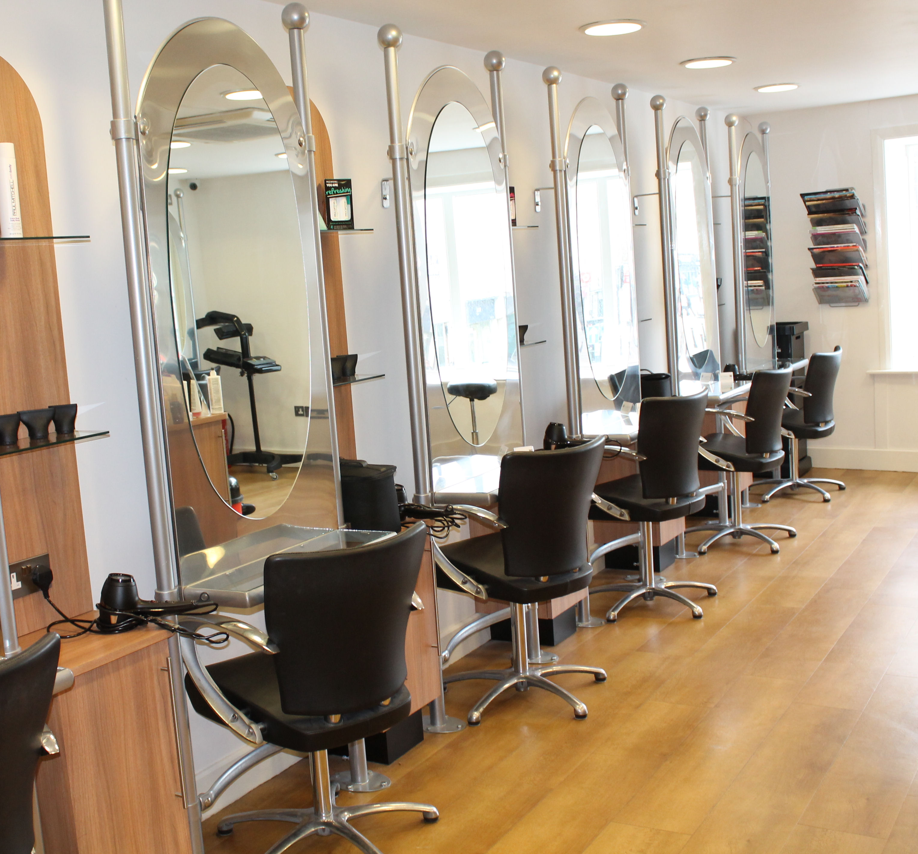 The Salon Professional Hairdressing Services Centrestage